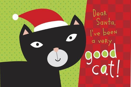 Pet Life cat 2-Holli Conger-Giclee Print