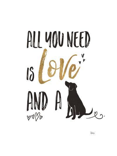 Pet Love II-Veronique Charron-Art Print