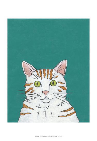 Pet Portraits III-Chariklia Zarris-Art Print