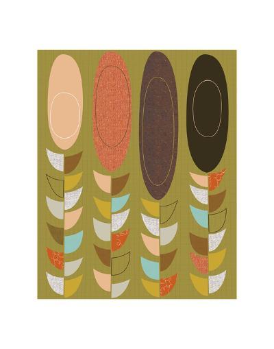 Petal Pods II-Jenn Ski-Art Print