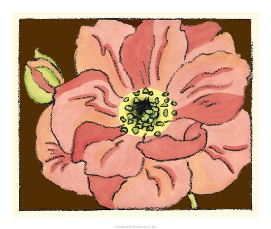 Petal Poetry II-Nancy Slocum-Giclee Print