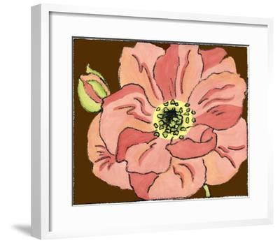 Petal Poetry II-Nancy Slocum-Framed Giclee Print