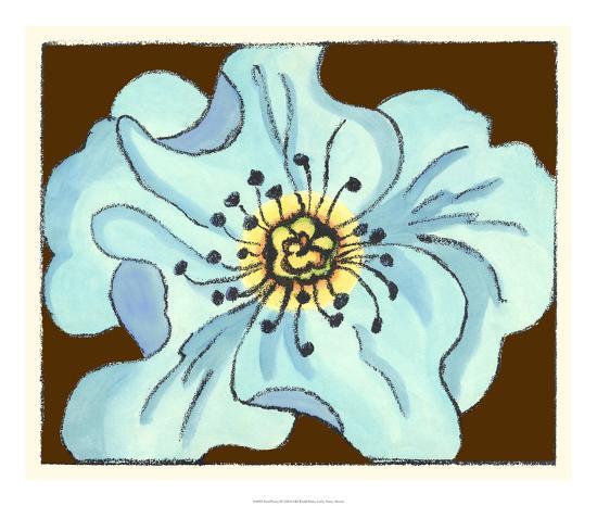 Petal Poetry III-Nancy Slocum-Giclee Print
