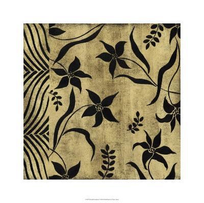 Petals and Herringbone II-Nancy Slocum-Premium Giclee Print