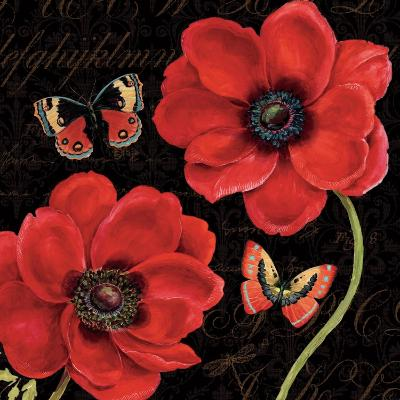 Petals and Wings III Special-Daphne Brissonnet-Art Print