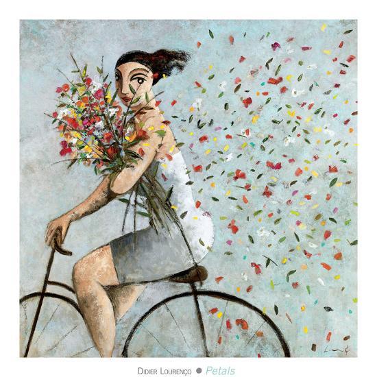Petals-Didier Lourenco-Art Print