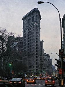 The Flatiron at Dusk by Pete Kelly