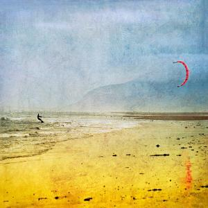 The Kite Surfer by Pete Kelly