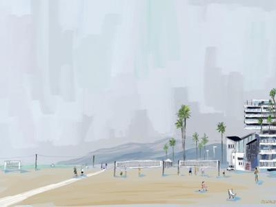 Annenberg Beach House by Pete Oswald