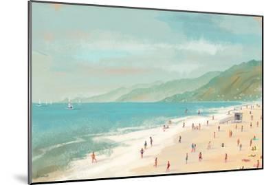 Santa Monica Beach by Pete Oswald