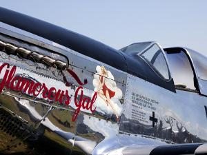 The P-51 Mustang Was a Long-Range Single-Seat WWII Fighter Aircraft by Pete Ryan