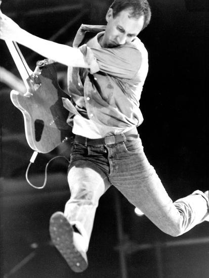 Pete Townshend of the Who-Associated Newspapers-Photo