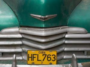 1950s American Car, Havana, Cuba by Peter Adams
