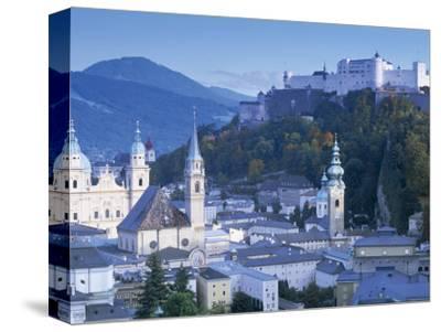 Alt Stadt and Hohensalzburg Fortress, Salzburg, Austria