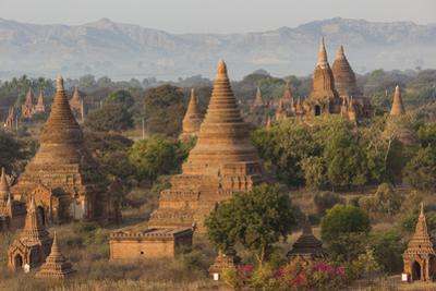 Ancient Temple City of Bagan (Also Pagan), Myanmar (Burma)