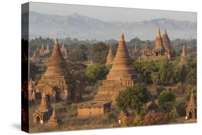 Ancient Temple City of Bagan (Also Pagan), Myanmar (Burma)