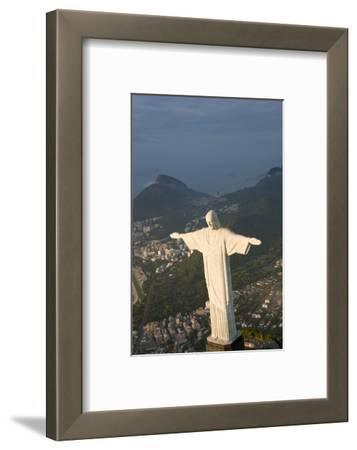 Art Deco Statue of Jesus, Corcovado Mountain, Rio de Janeiro, Brazil