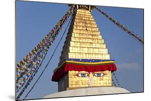 Boudhanath Stupa, Kathmandu Valley, Nepal by Peter Adams