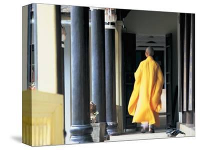 Buddhist Monk, Hue, Vietnam