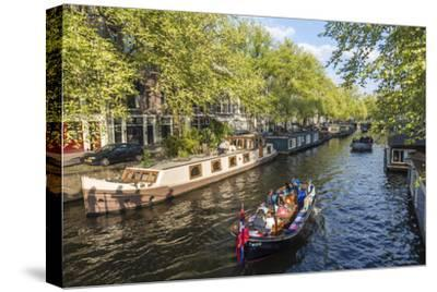Canal, Amsterdam, Holland, Netherlands