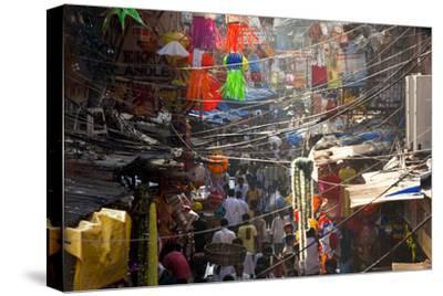 Central Bazaar District, Mumbai, India