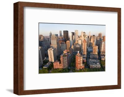 Cityscape of Midtown Manhattan, New York, USA