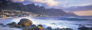 Clifton Bay and Beach, Cape Town, South Africa by Peter Adams