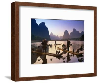 Cormorant, Fisherman, China