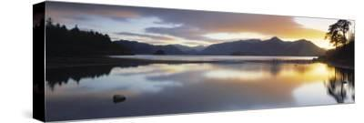 Derwent Water, Lake District, Cumbria, England