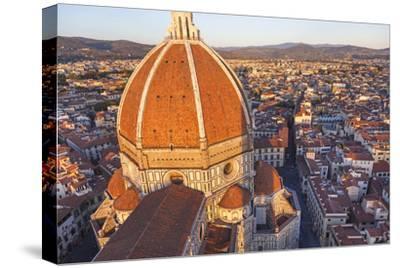 Duomo Santa Maria del Fiore and Skyline over Florence, Italy
