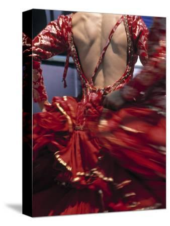 Flamenco Dancer, Seville, Andalucia, Spain