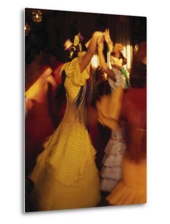 Flamenco Dancers, Spain