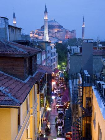 Hagia Sophia, Sultanahmet District, Istanbul, Turkey