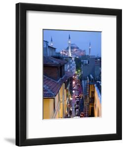 Hagia Sophia, Sultanahmet District, Istanbul, Turkey by Peter Adams