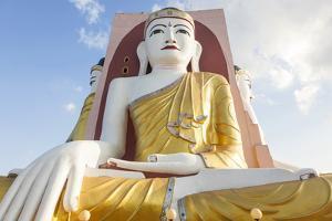 Kyaik Pun Pagoda, Bago, Burma by Peter Adams