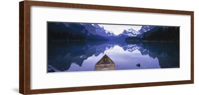 Lake Maligne, Jasper National Park, Alberta, Rockies, Canada