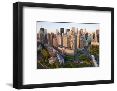 Lower Manhattan, Financial District, New York, USA