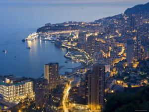 Monte Carlo, Monaco by Peter Adams
