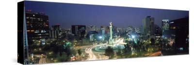 Night Skyline of Mexico City, Mexico