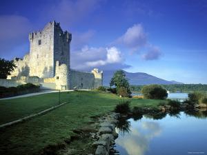 Ross Castle, Killarney, Co. Kerry, Ireland by Peter Adams