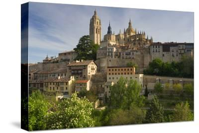 Segovia Cathedral in Madrid Province, Spain