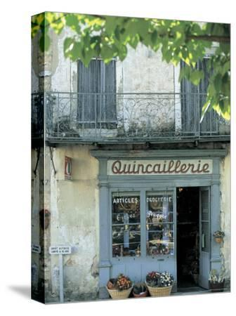 Shop in Sault, Provence, France