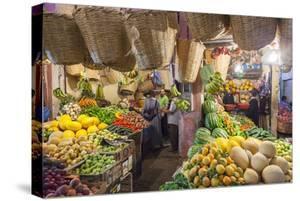 Souk (Market), Taroudant, Morocco by Peter Adams