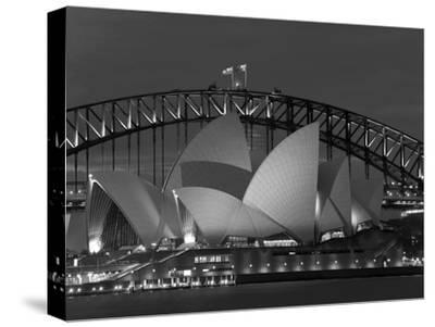 Sydney, Opera House at Dusk, Australia