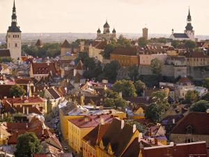 Tallinn, Estonia by Peter Adams