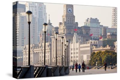 The Bund, Early Morning, Shanghai, China