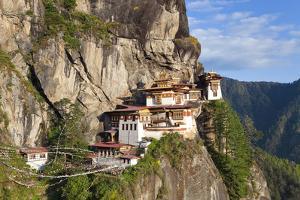 Tigers Nest (Taktshang Goemba), Paro Valley, Bhutan by Peter Adams