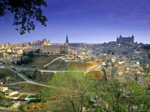 Toledo, Castilla La Mancha, Spain by Peter Adams