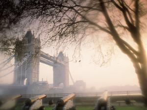Tower Bridge, London, England, UK by Peter Adams