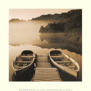 Tranquil Mist II by Peter Adams
